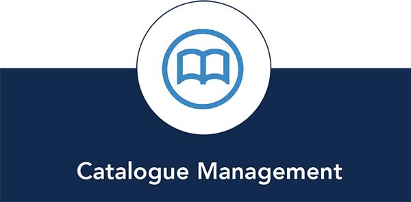 Inventory Management Catalogue Management