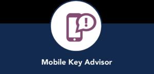 Mobile Key Advisor
