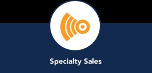Specialty Sales