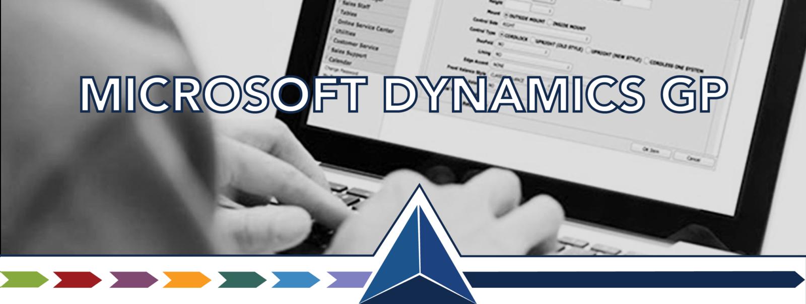 Microsoft Dynamics GP ERP Solution