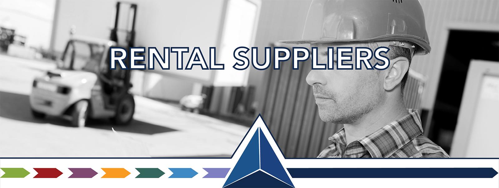 Rental Suppliers ERP Solution